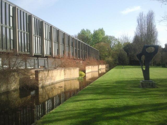 St Catherine S College Oxford 169 Marathon Geograph