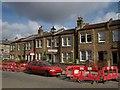 TQ3575 : Thorn Terrace, Nunhead by Derek Harper