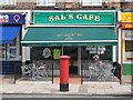 TQ3667 : Sal's Cafe, Upper Elmers End Road, BR3 by Mike Quinn