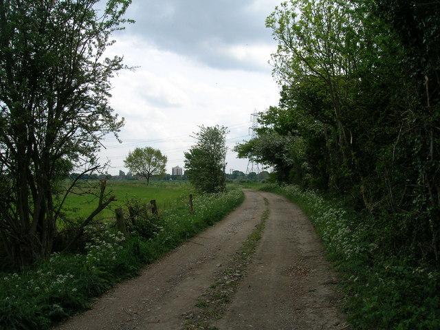 Marsh Lane, Sutton