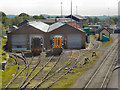 SD8010 : East Lancashire Railway Engine Sheds by David Dixon