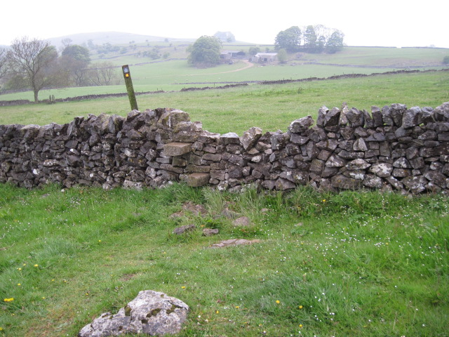 Footpath near Madge Dale