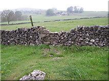 SK1361 : Footpath near Madge Dale by Chris Wimbush
