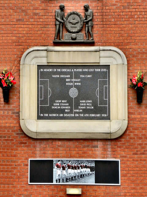 The Munich Memorial Plaque