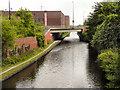 SJ8096 : Bridgewater Canal, Old Trafford by David Dixon