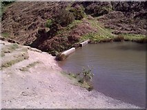 SO4494 : Carding Mill Valley Dam by Mr M Evison