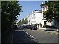 TQ2581 : Blomfield Road, London W9 by Stacey Harris