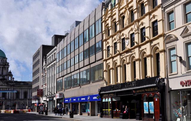 Former Ulster Bank, Belfast (2)