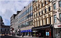J3374 : Former Ulster Bank, Belfast (2) by Albert Bridge