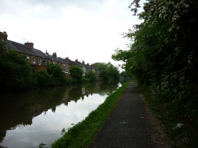 The Shropshire and Union Canal