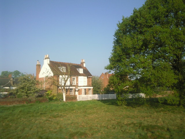 On Chislehurst Common