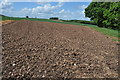 SP0553 : Arable land at Cock Bevington by Philip Halling