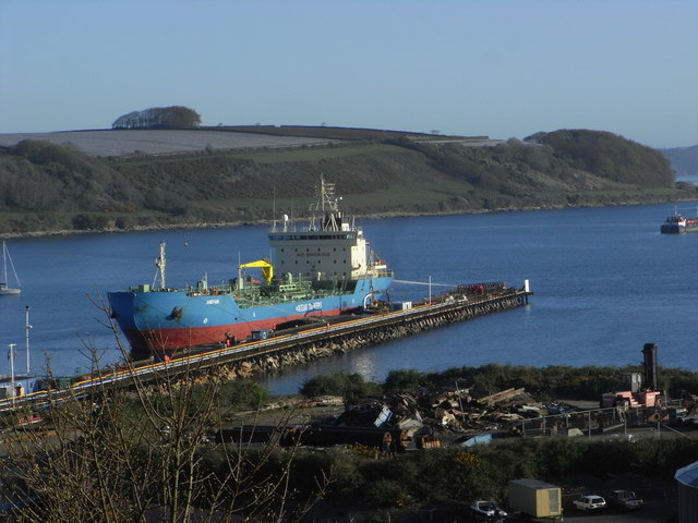 Falmouth Harbour, Eastern Breakwater