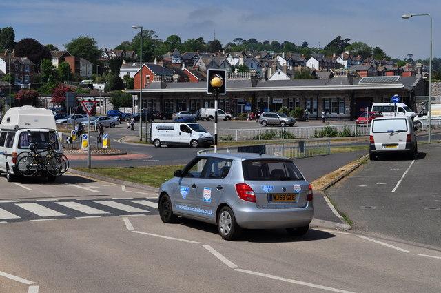 Teignmouth Railway Station