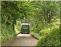 SX8855 : Agatha Christie Vintage Bus Tour by Derek Harper