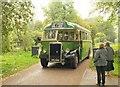 SX8754 : Agatha Christie Vintage Bus Tour by Derek Harper