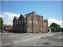 SJ3588 : The John Archer Hall on Windsor Street, Toxteth by Ian S