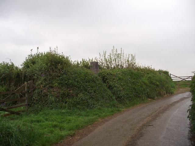 Beacon's lane Trig Point