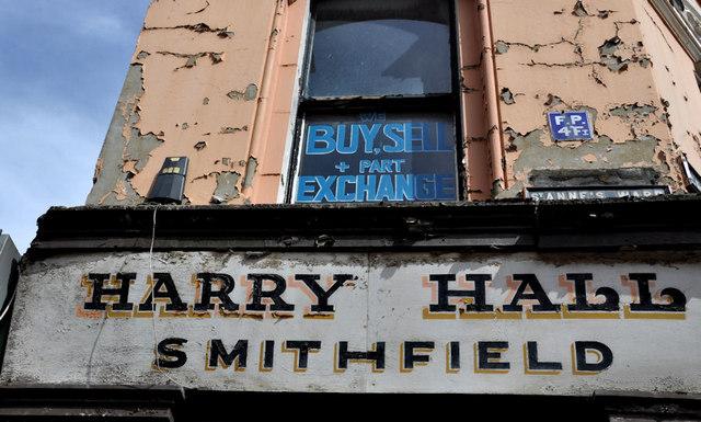 Harry Hall's, Belfast (1)