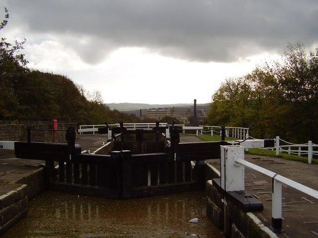 Bingley Five Rise Locks