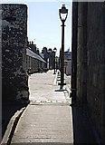 NJ9505 : Northern (pedestrian) access to Footdee village by Stanley Howe