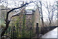 NT2474 : Wellhead, Dean Village by N Chadwick