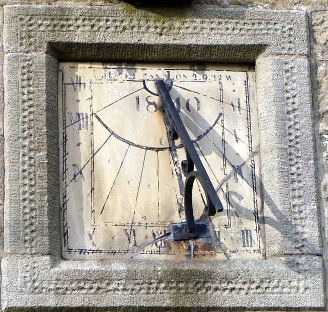 Sundial, Keld Chapel