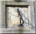 NY8901 : Sundial, Keld Chapel by Maigheach-gheal