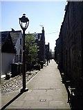 NJ9505 : A street in Footdee by Stanley Howe