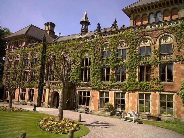 Soughton Hall