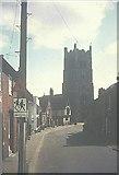 TM1473 : Church Street, Eye in 1968 by John Baker