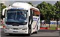 J3474 : Eamonn Rooney coach, Belfast by Albert Bridge
