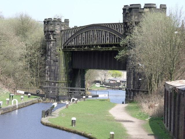 Gauxholme Railway Bridge