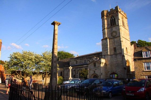 St Leonards Church in Eynsham