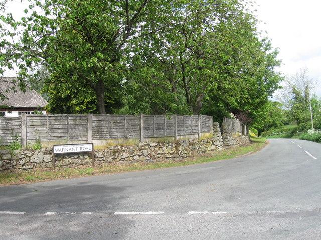 Warrant Road, Stoke on Tern