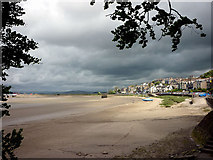 SD4578 : A blustery day at Arnside by Karl and Ali