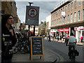 TL4558 : St. Andrews Street, looking N. by Keith Edkins