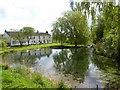 TA0664 : Kilham village pond by Gordon Hatton
