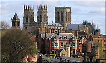 SE6052 : York Minster by Michael Fox