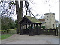 NZ2305 : Lych gate, Church of St Michaels and All Angels by Maigheach-gheal