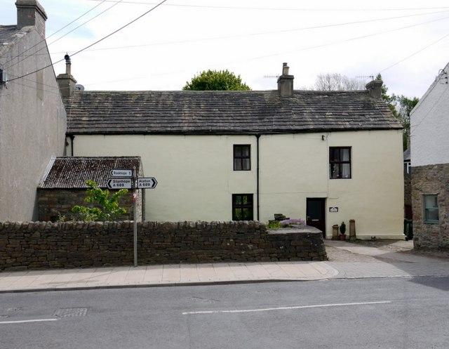 Cottage opposite road junction, Front Street, Westgate