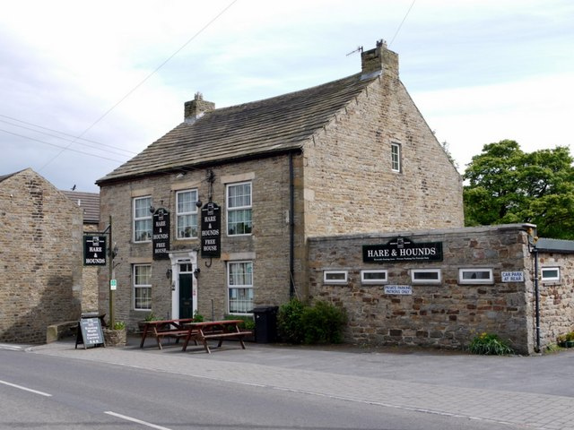 Hare & Hounds, Front Street, Westgate