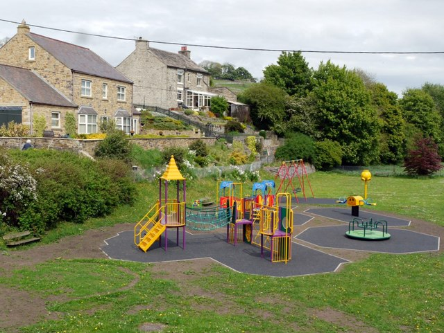 Children's playground, Westgate
