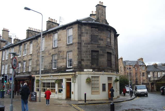 The Stockbridge Tap, Stockbridge