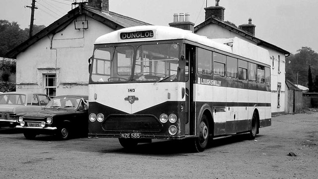 Swilly bus, Letterkenny (2)