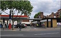 TQ2677 : London : Chelsea - Esso Petrol Station & Tesco Express by Lewis Clarke