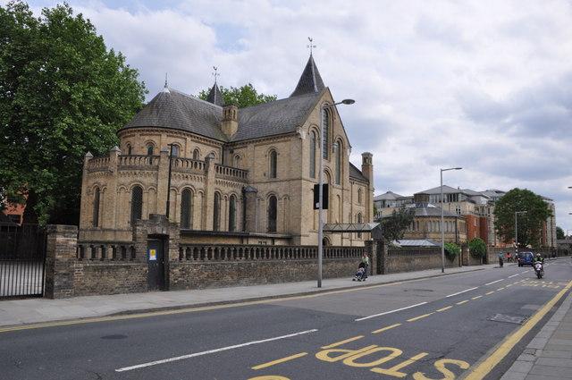 London : Chelsea - Fulham Road
