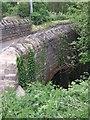SO6381 : Bridge over the Ingardine Brook by John M