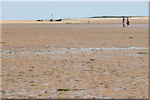 TF7846 : Western Brancaster Harbour, Brancaster Bay by Julian Dowse