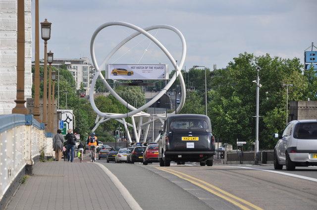 London : Wandsworth - Wandsworth Bridge